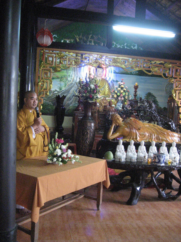 Ban Hướng Dẫn Bà Rịa Vũng Tàu tổ chức lễ thọ cấp Tín