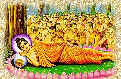 Tưởng niệm ngày Đức Phật nhập niết bàn : 15-2 al