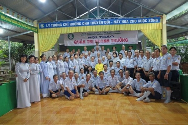 BHD Trung Ương GĐPT Việt Nam tổ chức Hội thảo về phần hành UBQTHT
