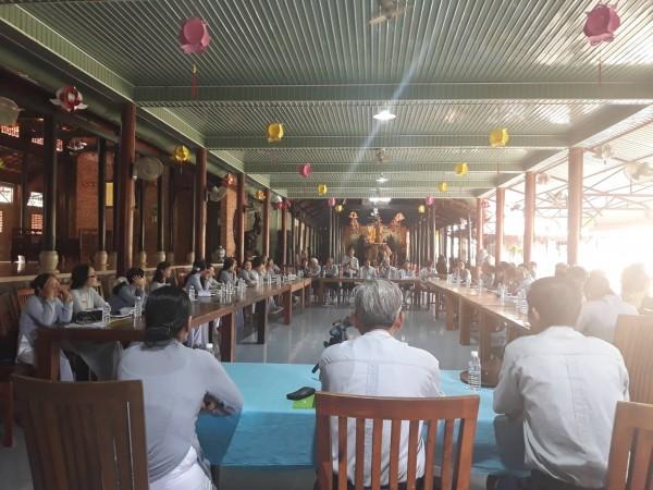 GĐPT Bà Rịa Vũng Tàu sơ kết 6 tháng đầu năm 2019