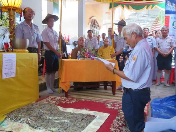 Điếu văn tưởng niệm anh Tâm Linh-Phan Văn Lê