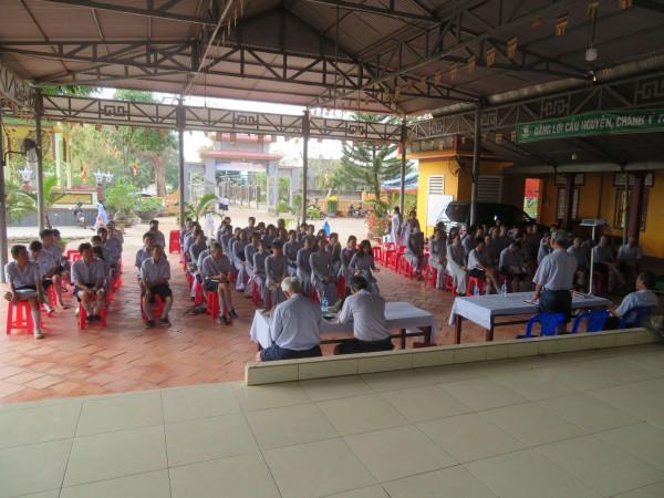 GĐPT Bà Rịạ Vũng Tàu tổ chức hội nghị HTr cấp Tín, cấp Tập
