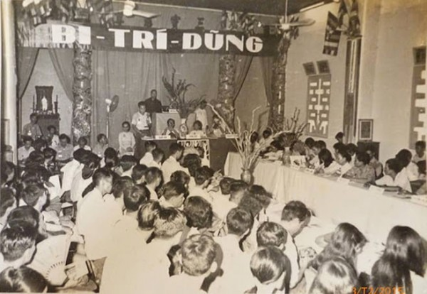 Tưởng niệm húy nhật Đại lão HT Thích Huyền Quang, đọc lại bài Giáo từ của Ngài cách đây 51 năm trong kỳ Đại hội Huynh trưởng GĐPT Việt Nam kỳ VII / 1970.